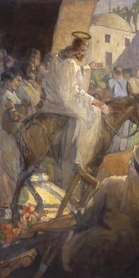 Atonement of Jesus Christ - Gethsemane, Crucifixion, Resurrection Minerva Tiechert