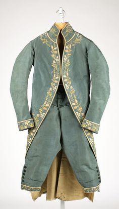 Suit | British | The Met