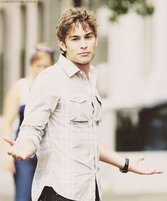 Chace Crawford HES TOO CUTE