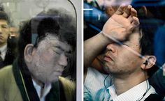 Tokyo: The World's Most Uncomfortable Commute, Michael Wolf