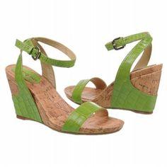 Women's Bandolino Moderngirl Green Leather