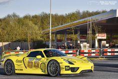 https://flic.kr/p/KFnYgx | Porsche 918 Spyder | www.grand-est-supercars.com
