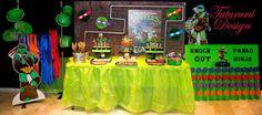pasteles de las tortugas ninjas - Buscar con Google