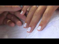 How to Do Zebra Nail Polish : Nail Art | Jenna Marbles