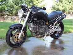 ducati monster 750 dark Ducati Monster 750, Ducati Scrambler, Motorcycles, Wheels, Trucks, Bike, Cars, Vehicles, Motorbikes