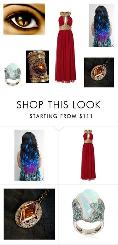"""The Nymph is free"" by sara598d on Polyvore featuring Nexus and Italian-Design"