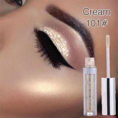 Friendly Liquid Eyeshadow Makeup Eye Shadow Halloween Limited Shimmer Metallic Edition Pearl Light Shiny Maquiagem Cosmetics Beauty & Health