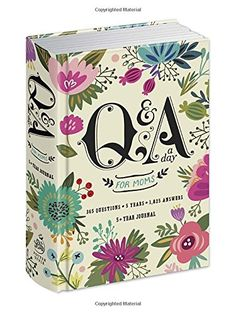 Q&A a Day for Moms: A 5-Year Journal by Potter Style