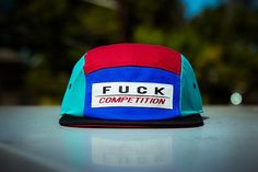 WEMADEIT New York #FUCKCOMPETITION Olympic 5-Panel Cap | HYPEBEAST