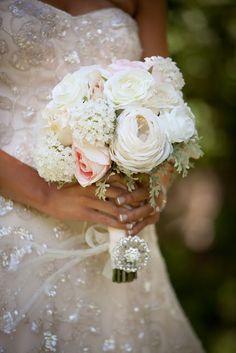 Gorgeous bridal bouquet!