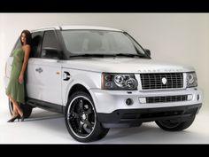 Range Rover   Dream car.