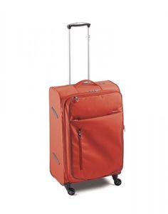 Ciak Roncato META Odlehčený praktický kufr, M (Chilli Red)