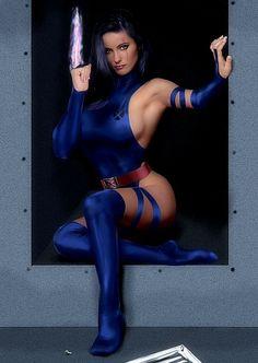 Psylocke 3 by ChillyPlasma.deviantart.com on @deviantART