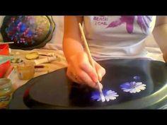 http://www.maestrascreativas.com PINTANDO TELA VIDEO DEMOSTRATIVO DEL DVD PINTANDO HOJAS Y ROSAS REALIZADO POR LA MAESTRA CREATIVA INTERNACIONAL TERE GREGORI...