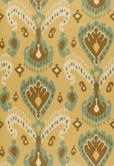 Schumacher fabric