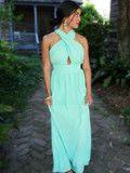 The Soiree' Dress - Garden | RMCJEWELRY Chloe and Isabel Earrings