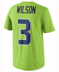 Football Jersey New #3 Seattle Seahawks Russell Wilson