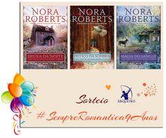 SEMPRE ROMÂNTICA!!: Sorteio #SempreRomântica9Anos - Editora Arqueiro