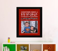 being a big brother is even better than by SugarPickleDesigns,