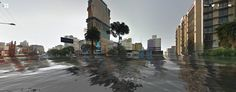 Grupo Ecológico Sentinela dos Pampas: Sua cidade de baixo d'água