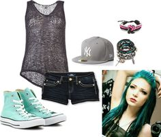 """""""Untitled #186"""" by dancingpurple ❤ liked on Polyvore"""