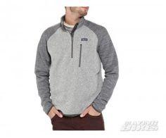 Patagonia Mens Better Sweater™ 1/4 Zip Fleece Nickel