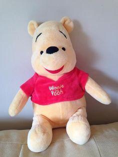 "Disney Winnie the Pooh Kohls Cares for Kids Bear stuffed animal plush 12"" #Disney"