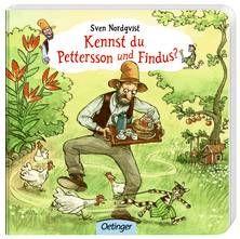 Kennst du Pettersson und Findus?. Von Sven Nordqvist. Ab 2 Jahren.