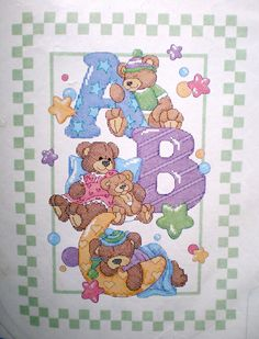 6: Baby by Herrschners Pre-Quilted Pirate Voyage Baby Quilt ... : stamped cross stitch baby quilts - Adamdwight.com