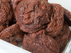 Brownie Chocolate Chip Cookies | Serious Eats : Recipes