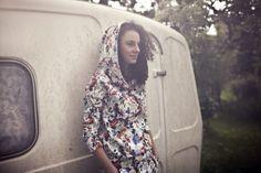 Flowers blouse#2#   Nie zwlekaj i sprawdź!   SHOWROOM - SHWRM.pl