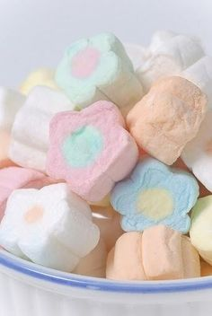 Marshmallow Charms