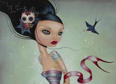 Caia Koopman. One of my favorite artists.