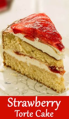 recipe: angel food strawberry torte [2]