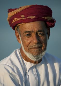 **Masirah Island fisherman, Oman