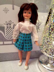 ��1967 Pedigree Patch Sindy's Rascal Sister Blouse 9P55 & Casual Skirt 9P56  | eBay