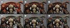 HOBBY TUTORIAL: Painting Bronze Like a Pro   Wargames, Warhammer & Miniatures News: Bell of Lost Souls