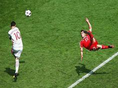 Eurocopa: Tras 120 minutos y finalizar el juego en empate, la tanda de penales cayó del lado de Polonia que superó 5 a 4 a Suiza