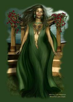 LIBRA- BRANWEN (Deusa do Amor)Brandwen é a Deusa galesa do amor e da beleza, similar a nossa tão conhecida Afrodite. É considerada a Vênus dos mares do norte. Ela é uma das três matriarcais da Grã-Bretanha, junto com Rhiannon e Arianrhod e a principal Deusa de Avalon. Em algumas lendas arturianas, Branwen é considerada a Dama do Lago. A libriana é própria reencarnação da Deusa Brandwen. Por via de regra, não gostam de ir a lugares barulhentos, confusos ou perturbadores, mas adoram música,