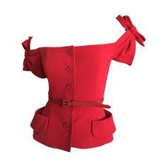"""Christian Dior by John Galliano """"Eva"""" Jacket 2011"""