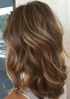 Hair Highlights Nuances