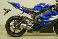 Alexopoulos #Motorcycle Parts and Accessories: Τελικό εξάτμισης Titanium Ipersport για #Yamaha R6 ...