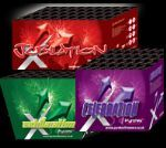 Celebration, Jubilation and Exhilaration. We have put our best three barrages in this pack to give you a premier display guaranteed to wow your guests! To buy this firework pack online visit http://pyrotexfireworx.co.uk/buyfireworks/Pyrotex-Pack-A