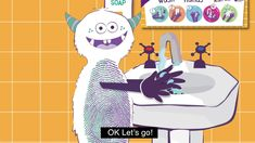 How to teach good handwashing habits Monster Hands, Health And Safety, Hand Washing, Kids Learning, Teaching, Activities, Children, Boys, Kids