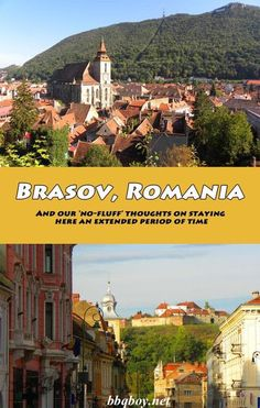 Why you should Visit Brasov, Romania