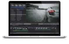 Apple - Final Cut Pro X - A revolution in creative editing.