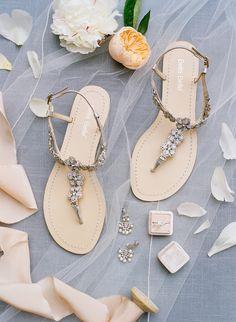 322a82fe780 Flower Silver Evening Sandals. Wedding Sandals For BrideBridal ShoesBeach  ...