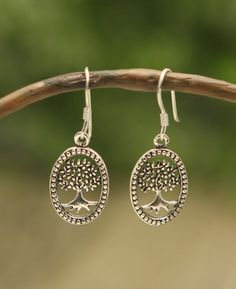 Family Tree earrings