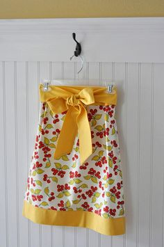 Apron by Pleasant Home, via Flickr