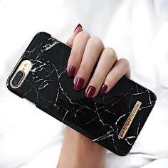 Black Marble by  katherine bondd - Fashion case phone cases iphone  inspiration iDeal of Sweden   f7ac7e2e65da7